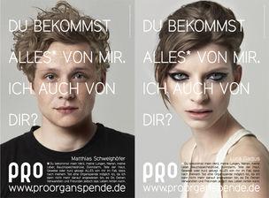 SHOTVIEW : Joachim BALDAUF for PRO ORGANSPENDE