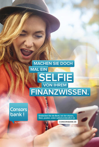MAGNUS WINTER for CONSORS BANK