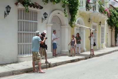 7 SEAS PRODUCTIONS (making of Colombia Production)