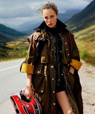LS PRODUCTIONS for Vogue UK September 2016