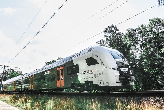 Reportage: The new Siemens Desiro HC for Rhein-Ruhr-Express (RRX)