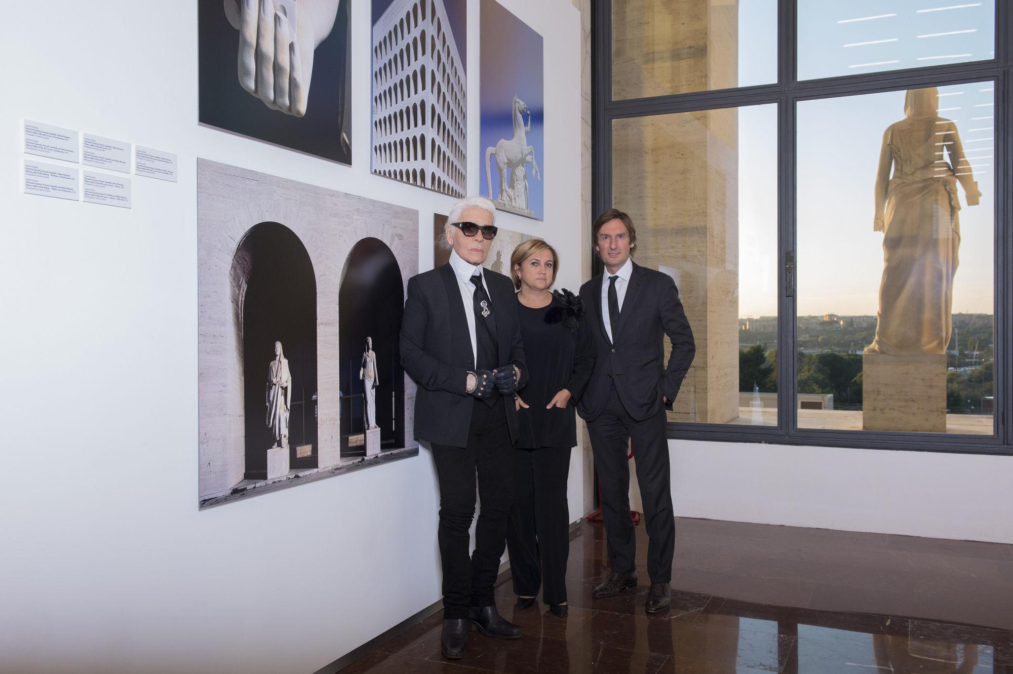Gosee gosee fashion fendi inaugurates its new for Palazzo della civilta italiana fendi