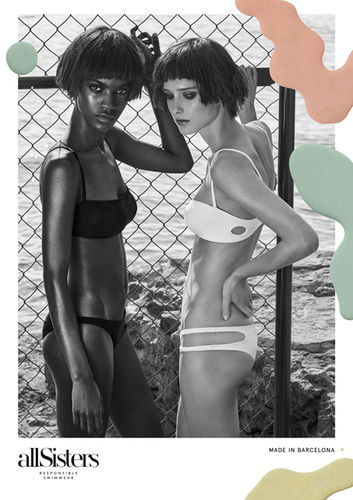 ALLSISTERS SS17 COLLECTION by HUNTER & GATTI