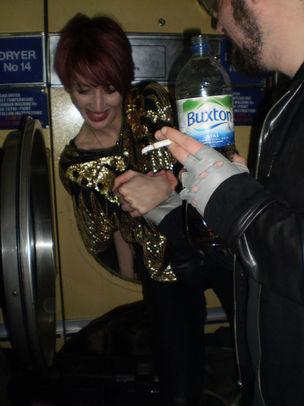 Laundrette Party London