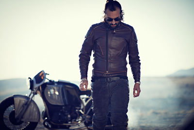 VICTOR JON GOICO for BMW - behind the scenes