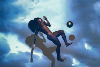 Marcus Smith c/o MAKING PICTURES : Crystal Dunn for ESPN Body Issue