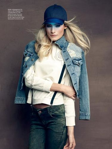 ASA TALLGARD for ELLE NORWAY