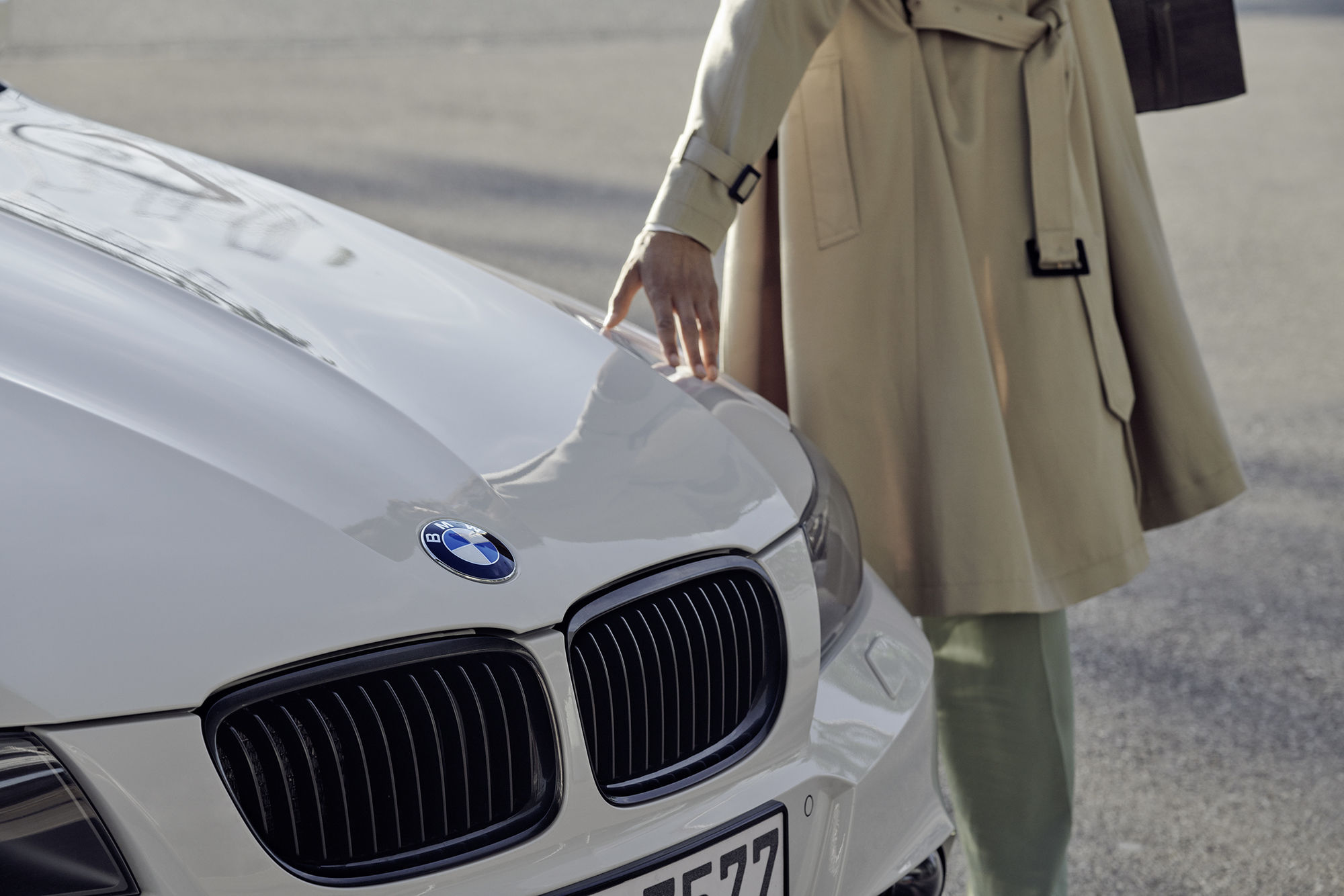 NEVEREST for BMW Aftersales Service