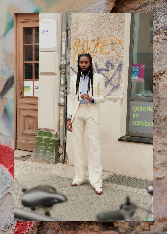 PRODUCTION BERLIN : Gucci x GQ featuring Jeremy O. Harris in Berlin