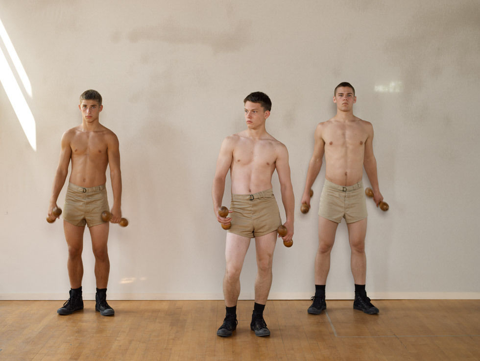 GOSEE ART: Luke Smalley | Retrospective at CLAMPART