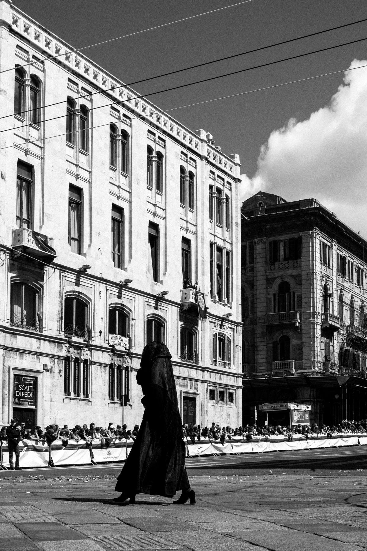 LUCIO ARU + FRANCO ERRE // NARÈNTE - SANT'EFISIO, Cagliari