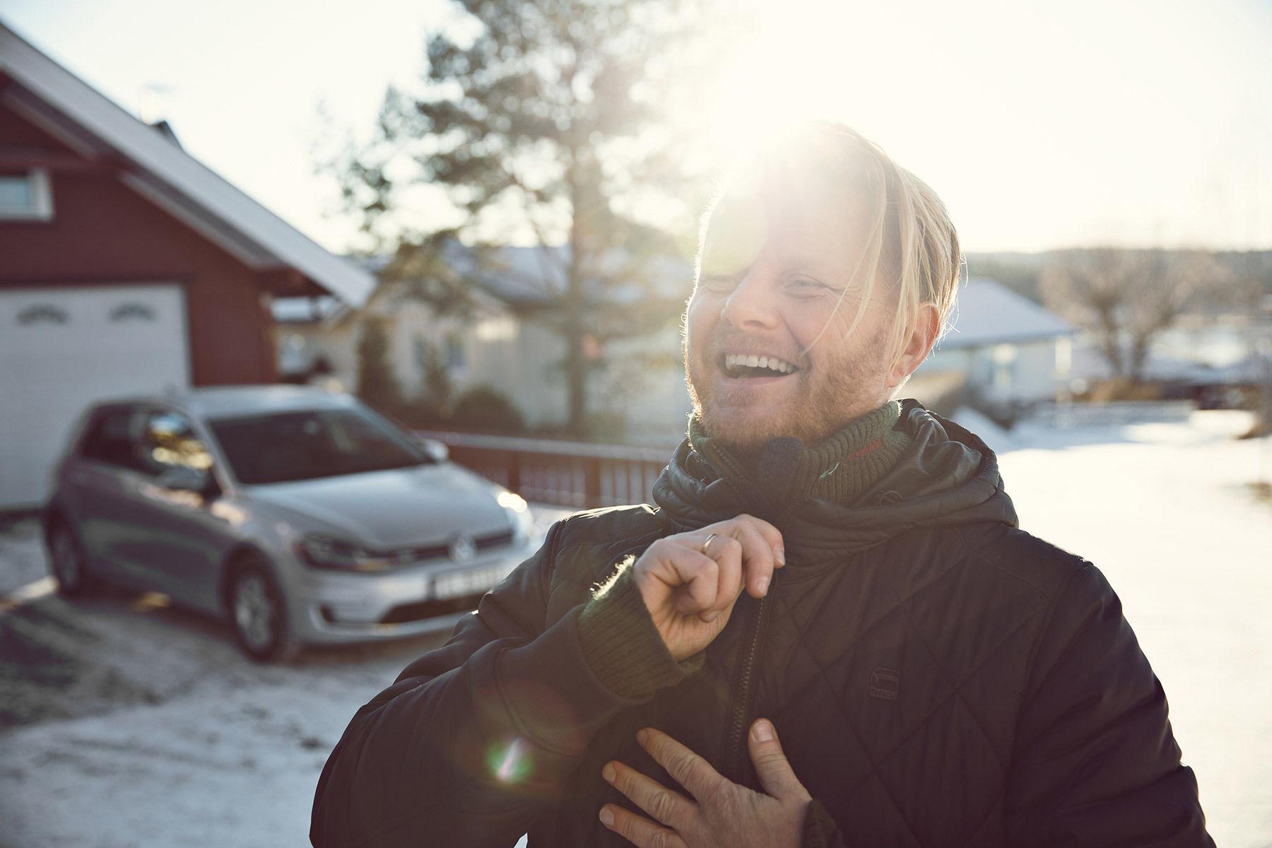 "DOUBLE T PHOTOGRAPHERS: Maik Floeder - Volkswagen ""Be more Norway"" Campaign"