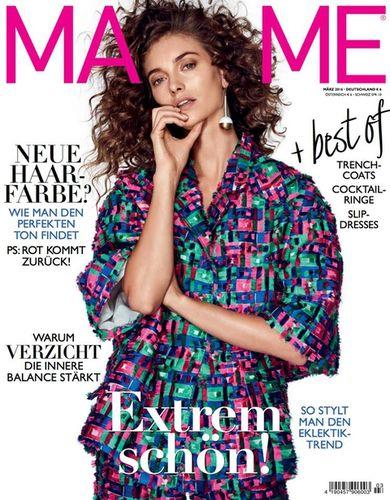 AFPHOTO : MATEUSZ STANKIEWICZ for Madame Magazine
