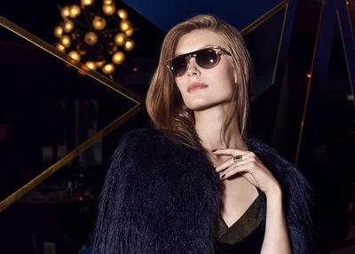 Tobias Volkmann c/o AGENTUR NEUBAUER for Cazal Sunglasses