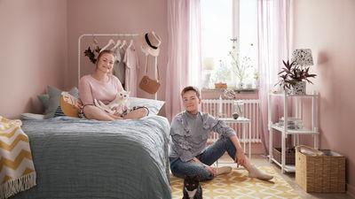 Tina HELLBERG & Marcus LAWETT for ÅHLÉNS