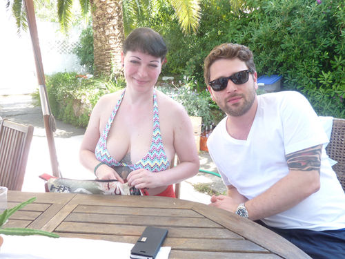 GoSee CANNES 2012 : Quadrolux Pool Party