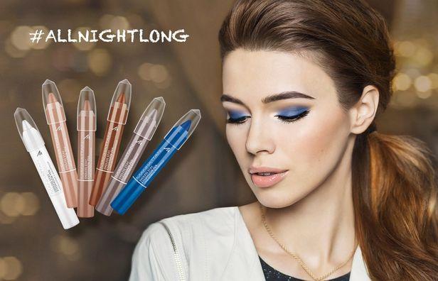 Manhattan Cosmetics Colour Collection