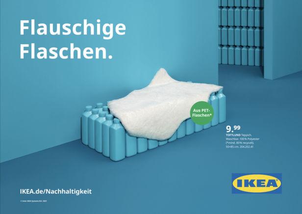 KATHLEEN @BASICS.BERLIN FOR IKEA – PHOTO: EYECANDY BERLIN - MARKETING: THJNK