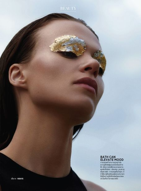 'The Lake' for Harper's Bazaar Thailand by Pulmanns c/o LILA MANAGEMENT