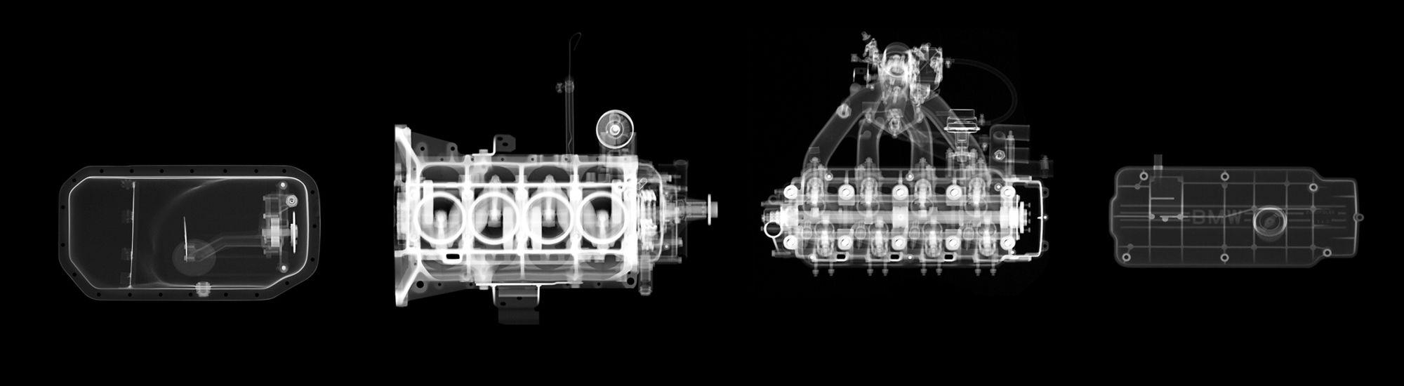 WE! SHOOT IT, BMW M10 x-rayed!