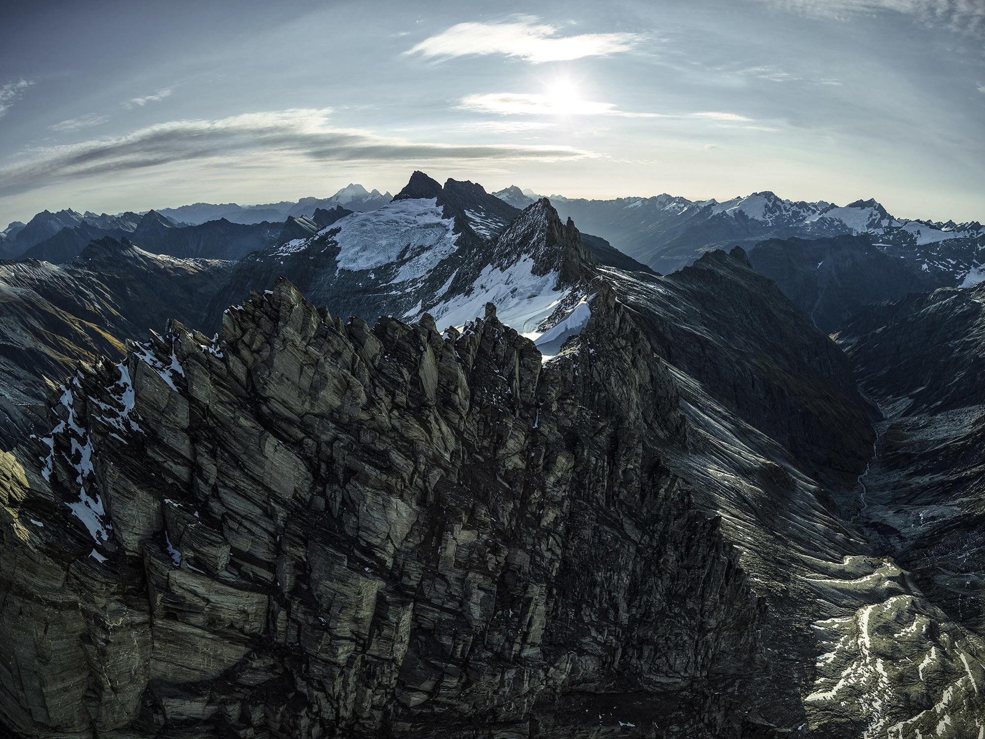 Tyndall Ridge by Stephan Romer