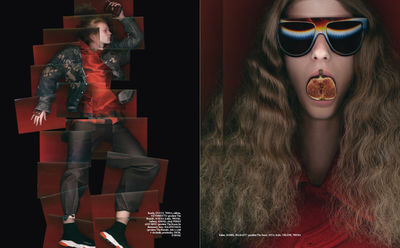 BIGOUDI Thomas Lorenz für Vogue CZ