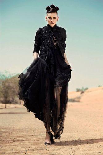 MUNICH MODELS : Dorota KULLOVA for HARPER'S BAZAAR ARABIA