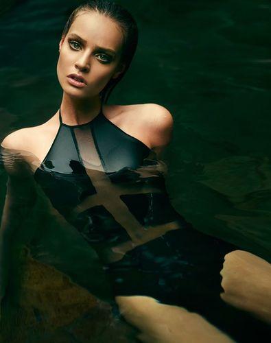 MUNICH MODELS GMBH: Trinidad DE LA NOI for Harper's Bazaar Chile
