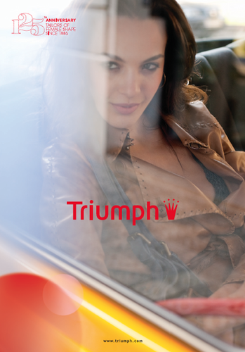 KRISTINA KORB - Anne Menke - Triumph Asien - New Sexy