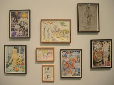 ART COLOGNE 2014 : Galerie Warhus Rittershaus