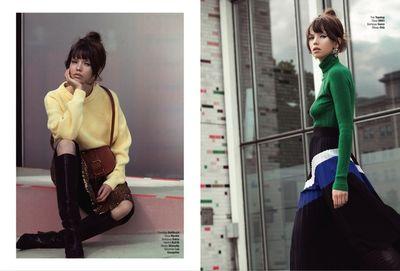 Tanja Tremel Fashion Editorial