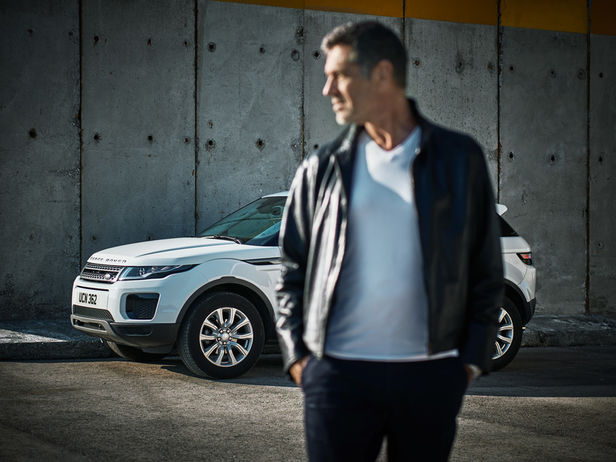 "ROCKENFELLER & GöBELS: New Work ""Range Rover Evoque"" in Spain"" by Michael Haegele"