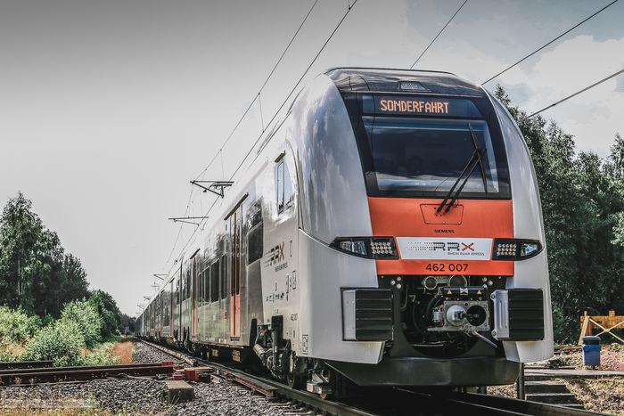 Reportage: The new Siemens Desiro HC for Rhein-Ruhr-Epxress (RRX)