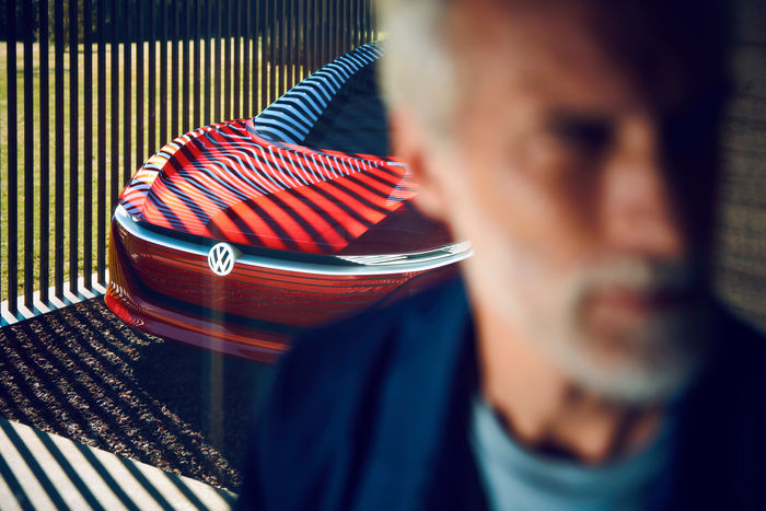 WILDFOX RUNNING: David Daub for VW ID Vizzion