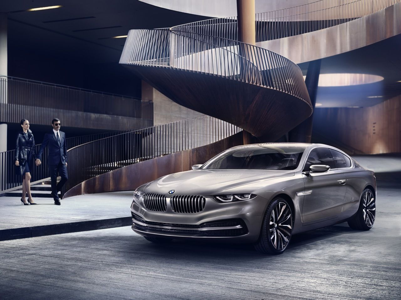 PEAK PRODUCTIONS for BMW Gran Lusso