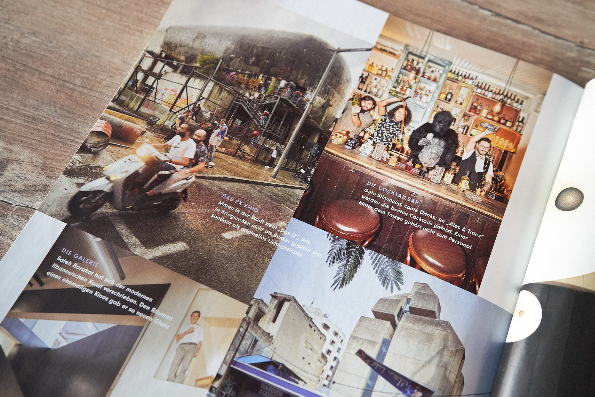 ROBERTINO NIKOLIC - BEIRUT | CLIENT - A&W MAGAZIN | REPRESENTED BY BANRAP