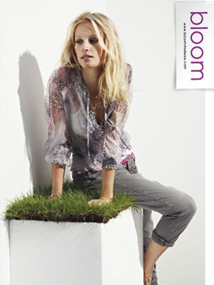 BIGOUDI : Gudrun MÜLLER for BLOOM