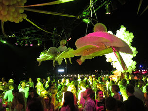 MASSIVE MUSIC PARTY 2011