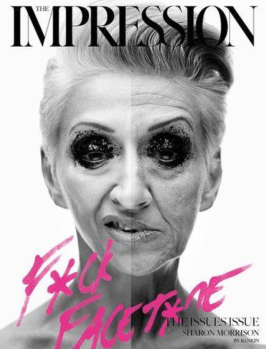 RANKIN for THE IMPRESSION Magazine