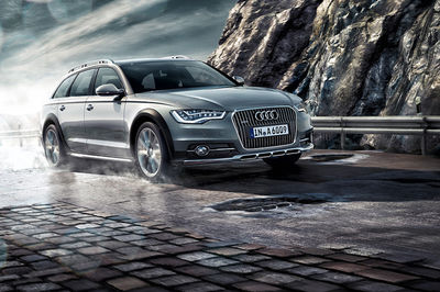 FRANK KAYSER : AUDI Land of Quattro Marketing Campain