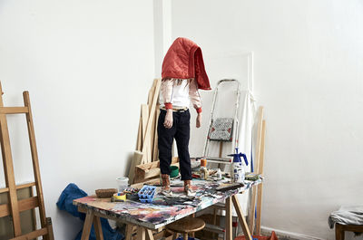 SHUKI WORKING - EDITORIAL FOR LA PETITE MAGAZINE BY MIRIAM LINDTHALER