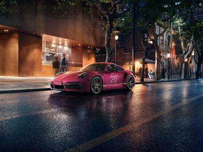 Thomas Schwoerer für Porsche China
