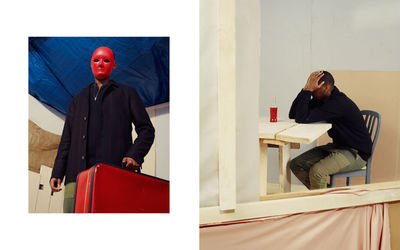"RECOM : Clemens Ascher ""The Red Drink"""