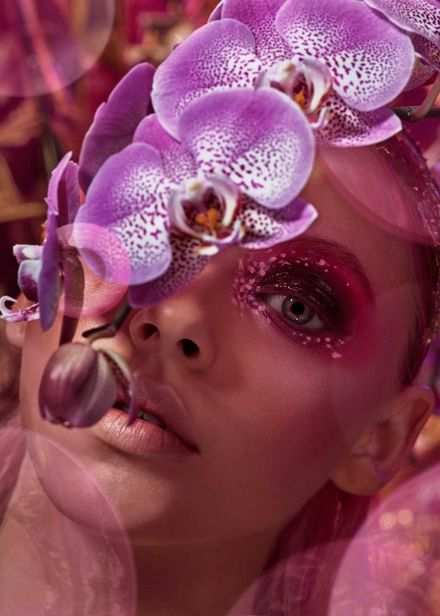 Mathilde Karrèr für Sion Orchids