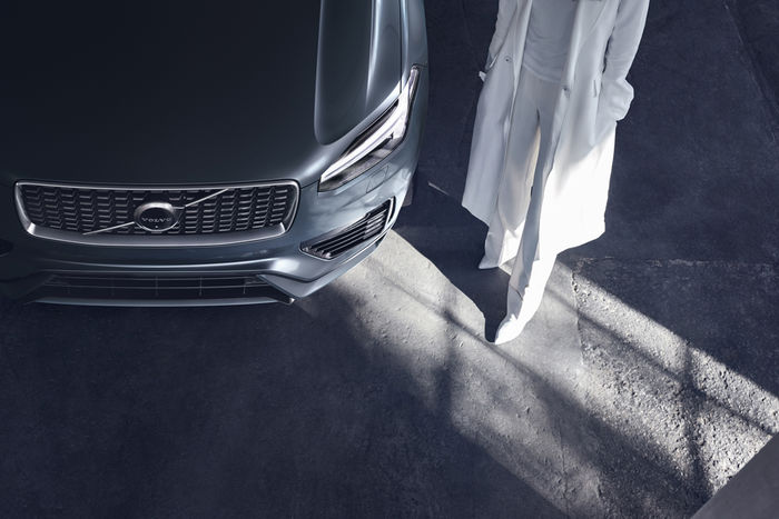 SEVERIN WENDELER: VOLVO XC90 RD - Photography & Supervision by Agnieszka Doroszewicz c/o Severin Wendeler