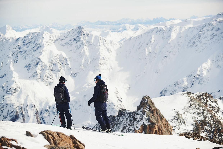 ANDREA HEBERGER GMBH & Skiing