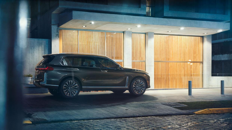 RECOM CGI : BMW X7 Concept