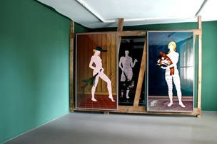 Galerie Warhus Rittershaus : Russlan Daskalov - miss blossom