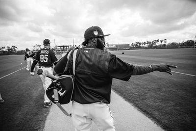 ALYSSA PIZER MANAGEMENT: Gary Copeland for Wilson Baseball Gloves