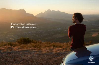 Volkswagen TRUST  Brand Campaign